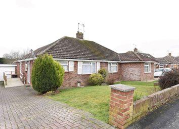 Thumbnail 2 bedroom semi-detached bungalow for sale in Pitman Close, Basingstoke