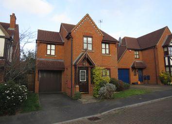 Thumbnail 3 bedroom detached house for sale in Nuneham Grove, Westcroft, Milton Keynes
