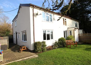Thumbnail 4 bedroom cottage for sale in The Green, Flowton, Ipswich, Suffolk