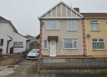 Thumbnail 3 bedroom semi-detached house for sale in Hall Street, Bedminster, Bristol