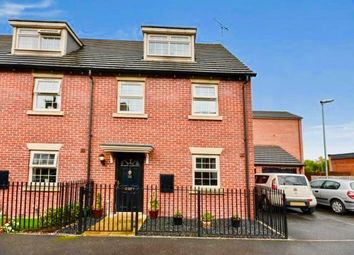 Thumbnail 3 bed town house for sale in Myrtle Street, Barnsley