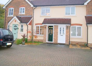 Thumbnail 2 bed terraced house to rent in Aghemund Close, Chineham, Basingstoke