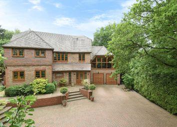 Thumbnail 5 bed detached house for sale in Chapel Lane, Curdridge, Southampton, Hampshire