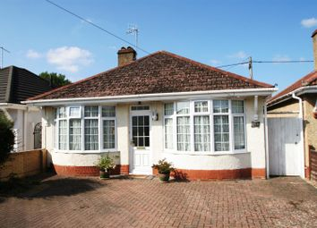Thumbnail 3 bed detached bungalow for sale in Greenwood Avenue, Laverstock, Salisbury