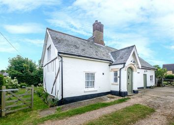 Thumbnail 3 bed cottage for sale in Church Street, Holme, Peterborough