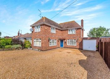 Thumbnail 3 bed detached house for sale in Hodney Road, Eye, Peterborough, Cambridgeshire