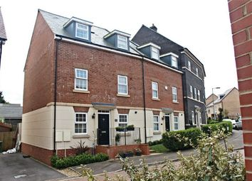 Thumbnail 4 bed end terrace house for sale in Summers Hill Drive, Papworth Everard, Cambridge