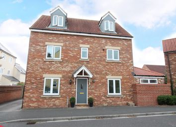 Thumbnail 4 bed detached house for sale in Phoenix Way, Portishead, North Somerset