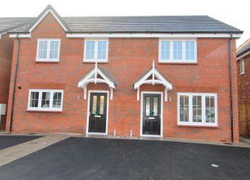 Thumbnail 2 bedroom semi-detached house for sale in 10 Earls Way, High Ercall, Telford