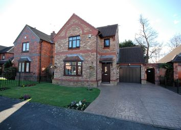 Thumbnail 3 bedroom detached house for sale in Abbey Court, Normanby, Middlesbrough
