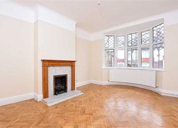 Thumbnail 3 bed terraced house to rent in Broxholm Road, London