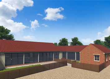 Thumbnail 3 bed bungalow for sale in Spire Mews, Swinegate, Grantham