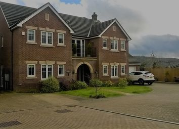 Thumbnail 4 bed detached house for sale in Clos Yr Hen Ysgol, Pontardawe, Swansea.