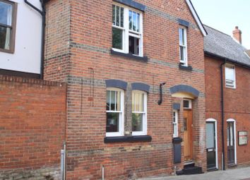 Thumbnail 3 bed terraced house to rent in Maidenburgh Street, Colchester, Essex