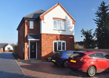 Thumbnail 3 bed detached house for sale in Burton Road, Midway, Swadlincote