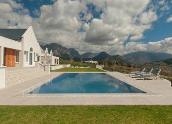 Thumbnail 10 bed detached house for sale in Serruria Street, Werf, Franschhoek, Western Cape
