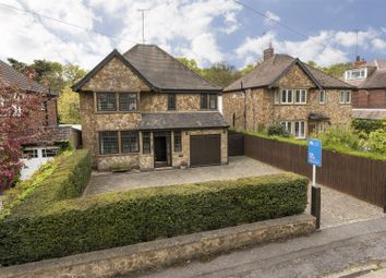 Thumbnail 4 bed detached house for sale in Leamington Road, Kenilworth