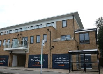 Thumbnail 1 bed flat to rent in Sovereign Walk, Victoria Road, Horley, Surrey