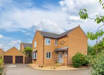 Thumbnail 4 bed detached house for sale in Thirsk Gardens, Bletchley, Milton Keynes
