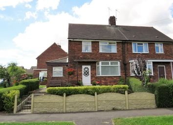 Thumbnail 3 bed semi-detached house for sale in Inkersall Green Road, Inkersall, Chesterfield