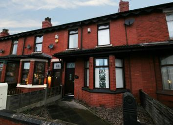 Thumbnail 4 bed terraced house for sale in Lily Lane, Wigan, Lancashire, Greater Manchester