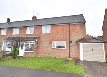 Thumbnail 4 bed semi-detached house for sale in Oakridge Road, Basingstoke, Hampshire