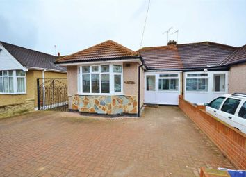 Thumbnail 3 bed semi-detached bungalow for sale in Inverness Drive, Ilford