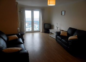Thumbnail 2 bedroom flat to rent in Cork House, Maritime Quarter, Swansea