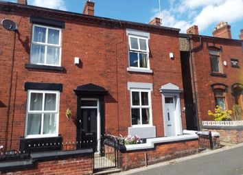 Thumbnail 2 bed end terrace house for sale in Pickford Lane, Dukinfield, Greater Manchester