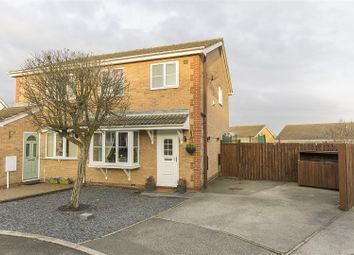 Thumbnail 3 bed semi-detached house for sale in Malia Road, Tapton, Chesterfield