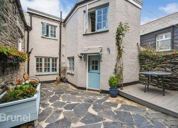 Thumbnail 2 bed terraced house for sale in Lansallos Street, Polperro, Looe