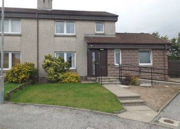 Thumbnail 4 bedroom semi-detached house for sale in Farrochie Gardens, Stonehaven, Aberdeenshire