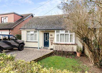 Thumbnail 4 bed semi-detached bungalow for sale in Church Road, Laindon, Essex