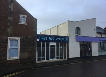Thumbnail Retail premises for sale in Manchester Street, Morpeth