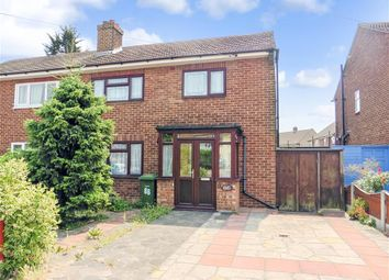 Thumbnail 3 bed semi-detached house for sale in Wood Lane, Hornchurch, Essex