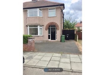 Thumbnail 3 bed semi-detached house to rent in Duncan Drive, Wirral