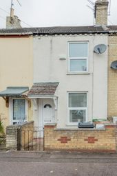 Thumbnail 2 bedroom terraced house for sale in St. Pauls Road, Peterborough, Cambridgeshire