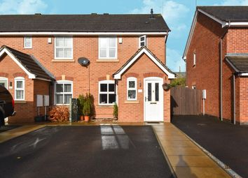 Thumbnail 2 bed end terrace house for sale in Honeychurch Close, Redditch