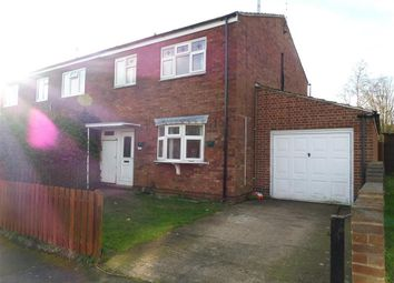 Thumbnail 3 bed property to rent in Shaw Road, Grantham