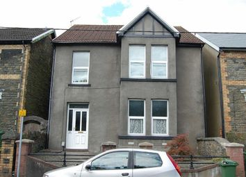 Thumbnail 1 bed detached house to rent in Llantwit Road, Treforest, Pontypridd