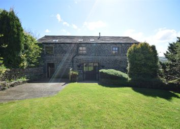 Thumbnail 4 bed detached house to rent in Burnley Road, Sowerby Bridge