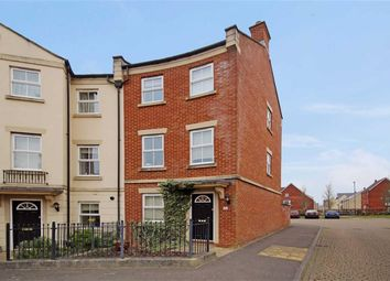 Thumbnail 4 bed end terrace house for sale in Dowland Close, Redhouse, Wiltshire