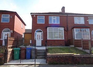 Thumbnail 3 bedroom semi-detached house to rent in Durley Avenue, Manchester
