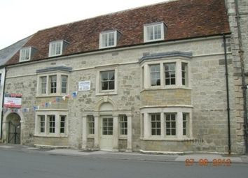 Thumbnail 1 bed flat to rent in The Boardroom, The Square, Mere, Wilts