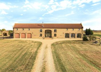 Thumbnail 4 bed detached house for sale in Ewerby Waithe, Ewerby