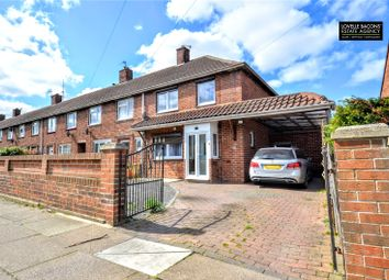 3 bed end terrace house for sale in Carnforth Crescent, Grimsby DN34