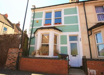 Thumbnail 2 bed end terrace house for sale in Chapel Road, Easton, Bristol