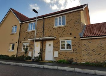 Thumbnail 2 bed terraced house for sale in Harrier Drive, Yeovil