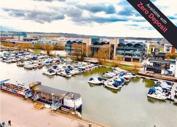 Thumbnail 2 bedroom penthouse to rent in Brayford Wharf North, Lincoln