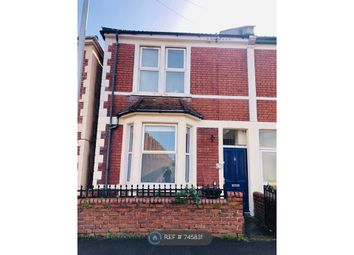 Thumbnail 5 bed end terrace house to rent in Cambridge Road, Bristol
